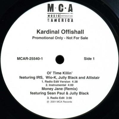 Kardinal Offishall - Ol' Time Killin'