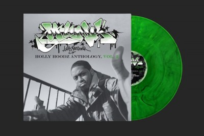 Munk Wit Da Funk - Holly Hoodz Anthology, Vol. 2  (Green Opaque)
