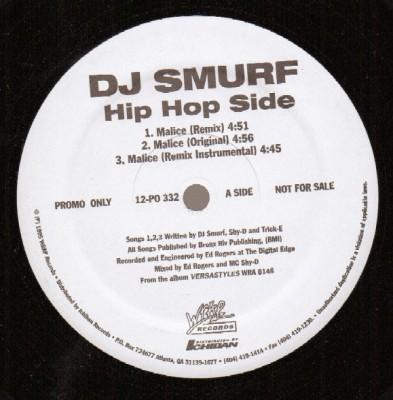 DJ Smurf (2) - Malice / Drop Like This (Lower This B----)