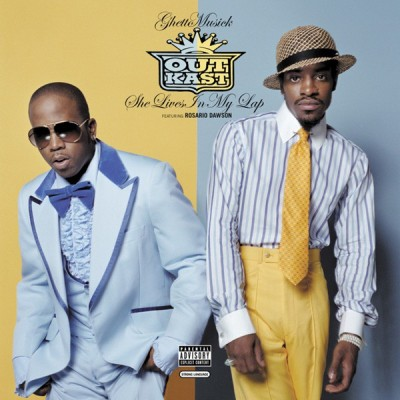 OutKast - Ghetto Musick / She Lives In My Lap