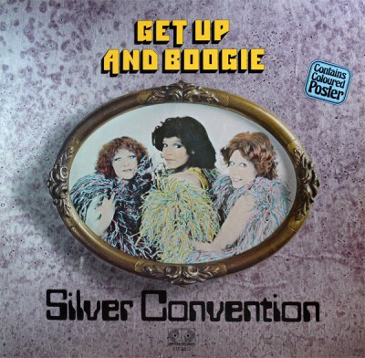 Silver Convention - Get Up And Boogie