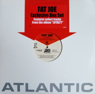 "Fat Joe - Exclusive Box Set (Features Select Tracks From The Album ""Loyalty"")"