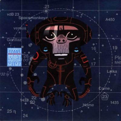Spacemonkeyz - Laika Come Home