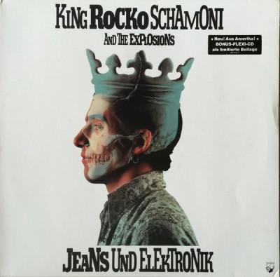 King Rocko Schamoni & The Explosions - Jeans Und Elektronik