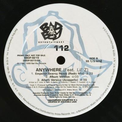 112 - Anywhere (Remix)