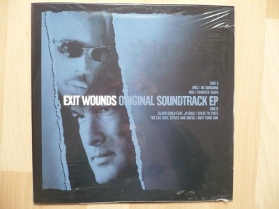 Various - Exit Wounds Original Soundtrack EP