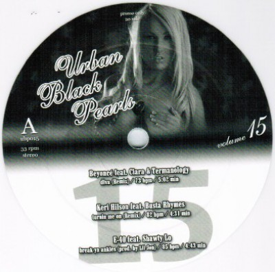 Various - Urban Black Pearls Volume 15