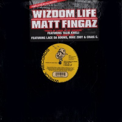 Wizdom Life - Fruits Of Labor In The Sunshine
