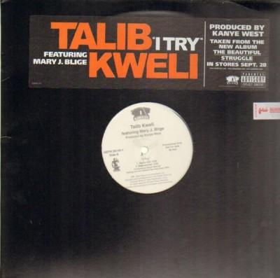 Talib Kweli - I Try