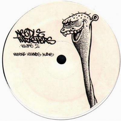 DJ Q-Bert - Needle Thrashers Volume 2: Keeping Legends Alive