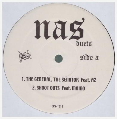 Nas - Duets