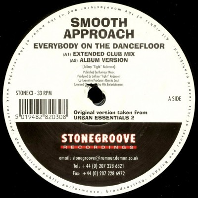 Smooth Approach - Everybody On The Dancefloor