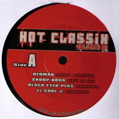 Various - Hot Classix Volume 01