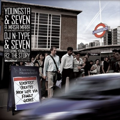 Youngsta, Seven & N-Type - Masai Mara / The Story