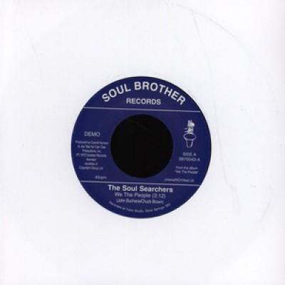 The Soul Searchers - We The People / Think