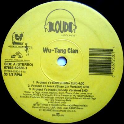 Wu-Tang Clan - Protect Ya Neck