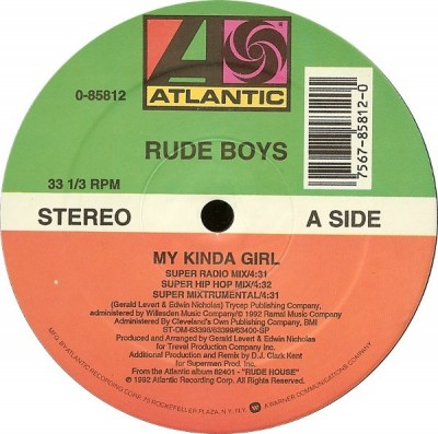 Rude Boys - My Kinda Girl