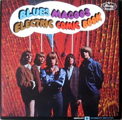 Blues Magoos - Electric Comic Book