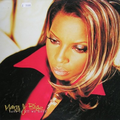 Mary J. Blige - Love Is All We Need
