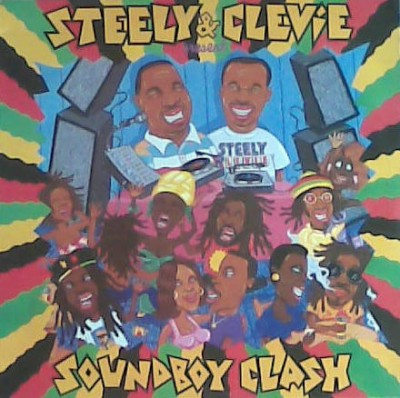 Various - Steely & Clevie Present Soundboy Clash