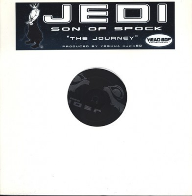 Jedi Son Of Spock - The Journey / Spitmode