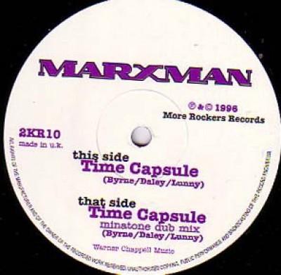 Marxman - Time Capsule