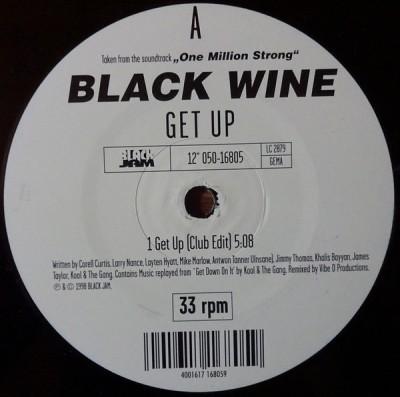 Various - Get Up / Where Ya At?