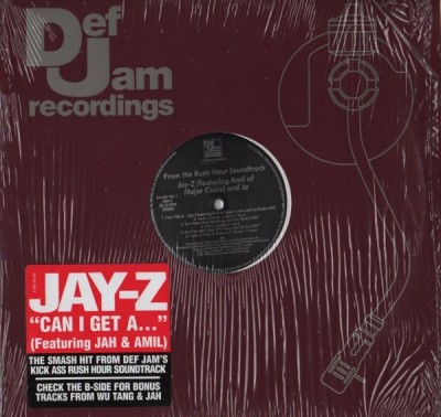 Jay-Z Featuring Jah & Amil - Can I Get A...