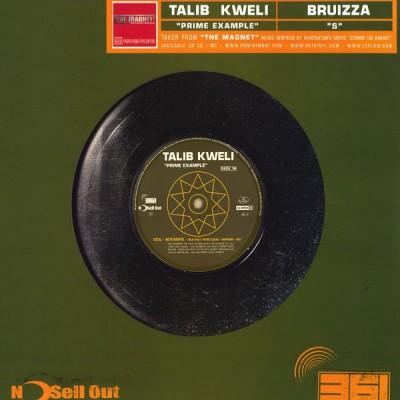 Talib Kweli - Prime Example / S