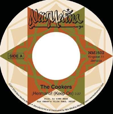 Cookers, The - Hermano (Keep On) / The Brakes