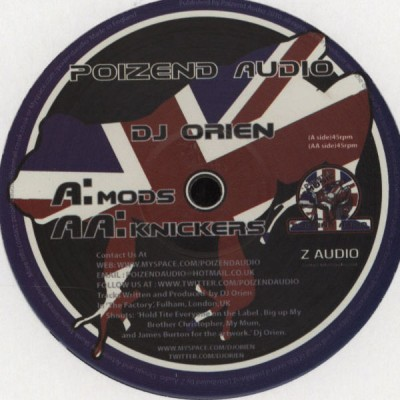 Orien - Mods / Knickers