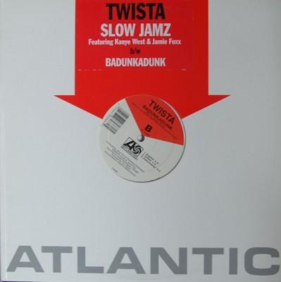 Twista - Slow Jamz / Badunkadunk