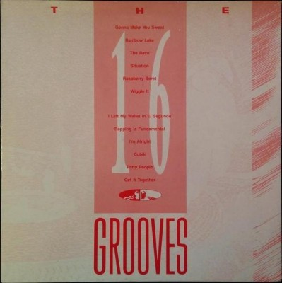 Various - The Grooves 16