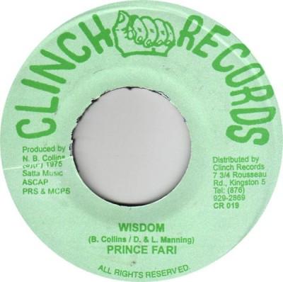 Prince Far I - Wisdom