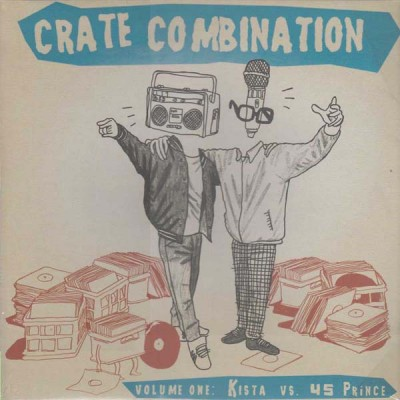 Kista - Crate Combination - Vol. 1