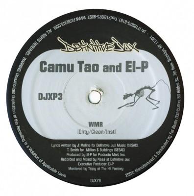 Camu Tao - WMR (Weathermen Radio) / Homesickness / Life With Snarky Parker