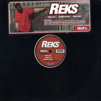 Reks - Skills 101 / Science Of Life / Final Four