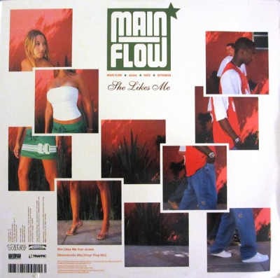 Main Flow - She Likes Me / The Wire
