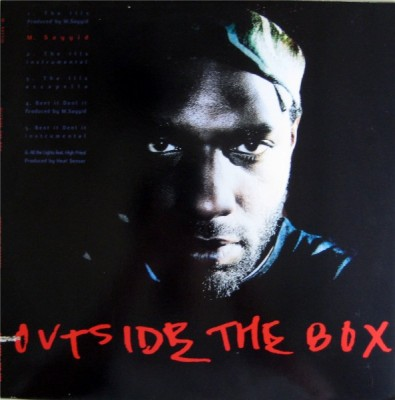 M. Sayyid - Outside The Box