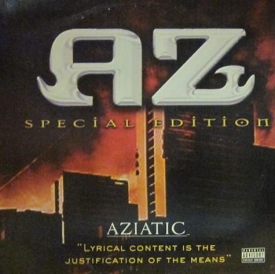 AZ - Aziatic (Special Edition)