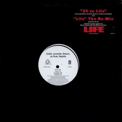Xzibit - 25 To Life / Life (Re-Mix)