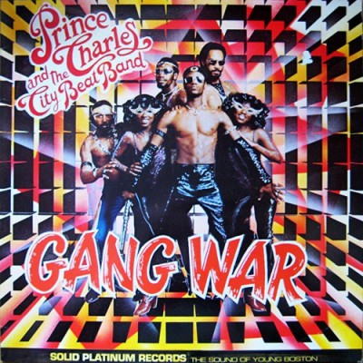 Prince Charles And The City Beat Band - Gang War
