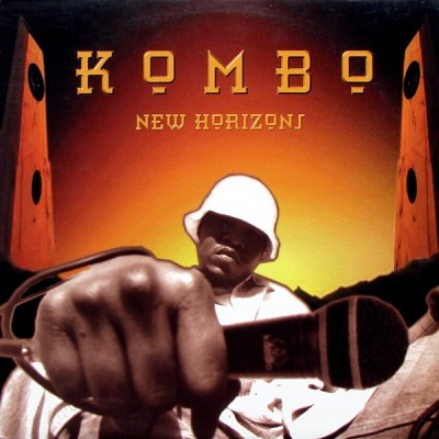Kombo - New Horizons (Feat. Grap Luva)