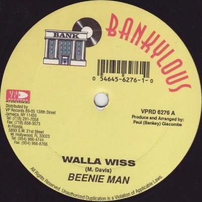 Beenie Man - Walla Wiss / Explode