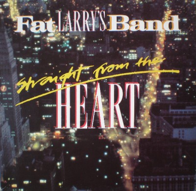 Fat Larry's Band - Straight From The Heart