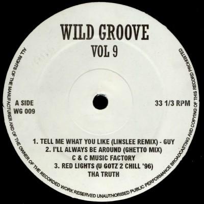 Various - Wild Groove Vol 9