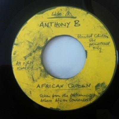 Anthony B - African Queen / Paie Tes Dettes