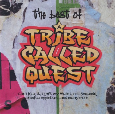 A Tribe Called Quest - The Best Of A Tribe Called Quest