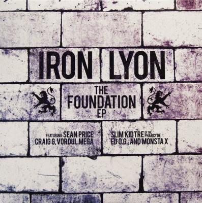 Iron Lyon - The Foundation Ep