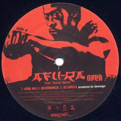 Afu-Ra - Open